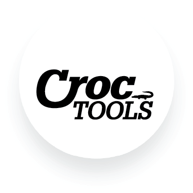 BBQ Croc by Croc Tools, the best barbecue tongs around.