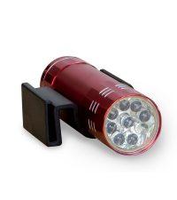 BBQ Croc Flashlight and Clip